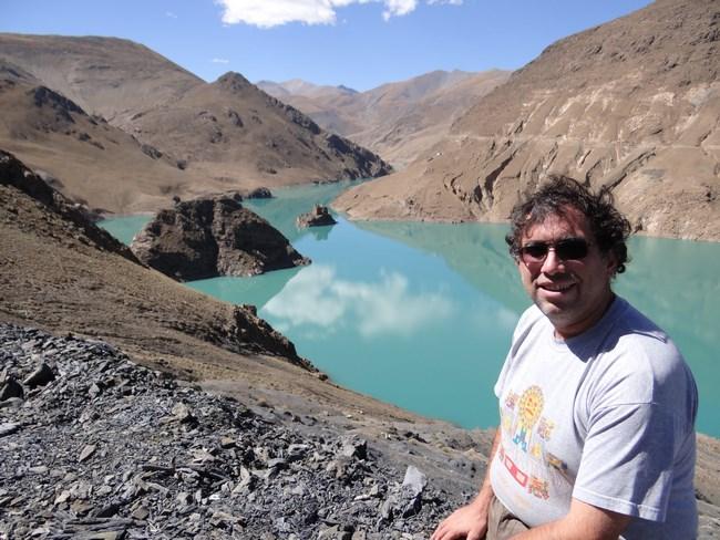 08. Lac de acumulare Tibet