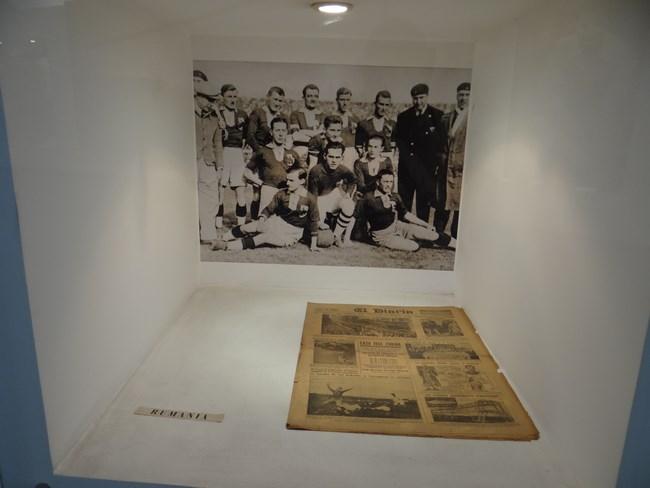 09. Romania la Campionatul Mondial din Uruguay