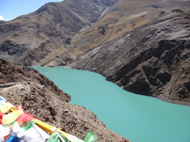 10. Lac turcoaz