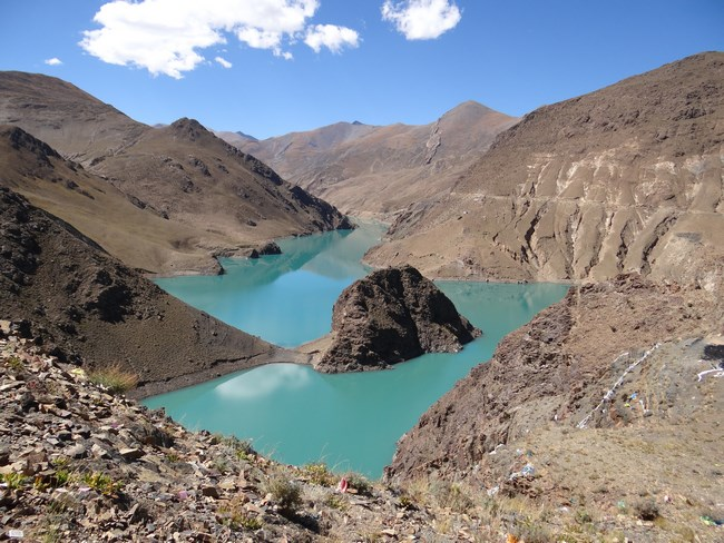 11. Lac Tibet