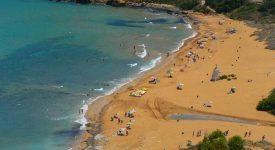 11. Plaja Rosie Din Gozo Malta