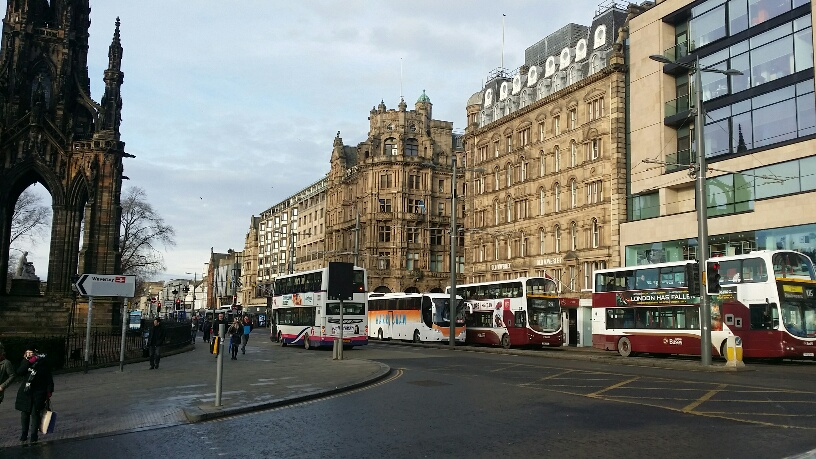 11. Strada Comerciala Edinburgh