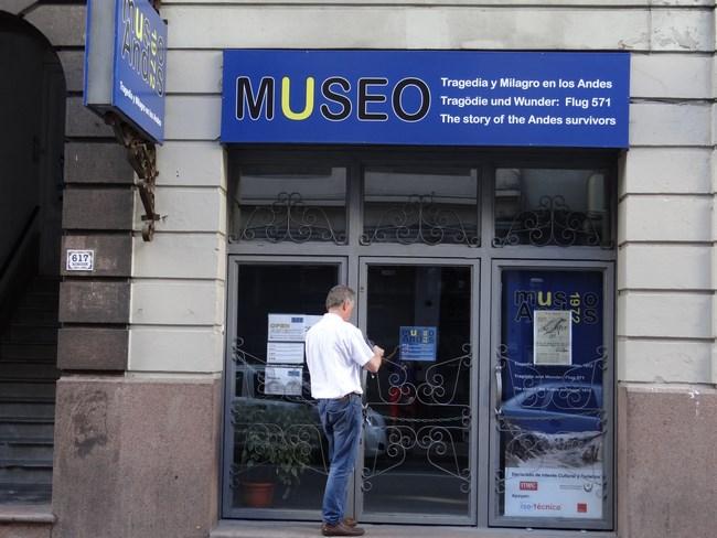 12. Muzeul tragediei andine