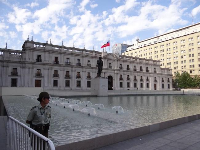 12. Palatul La Moneda