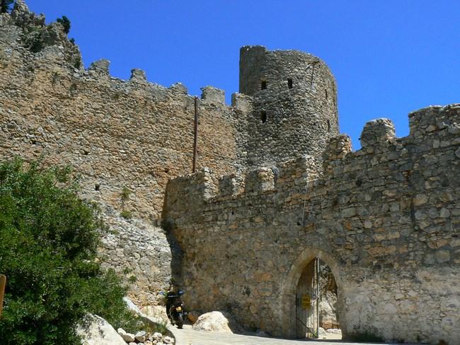 13. Castelul St. Hilarion