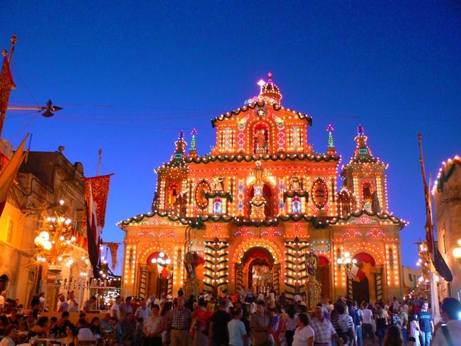 16. Fiesta In Malta