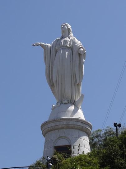 16. Madonna de Chile
