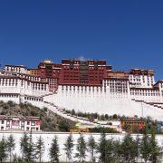 19. Potala Palace Lhasa Tibet