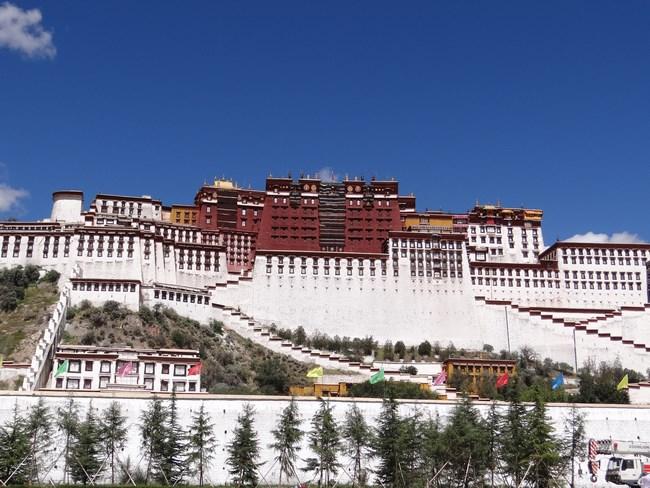 19. Potala Palace - Lhasa, Tibet