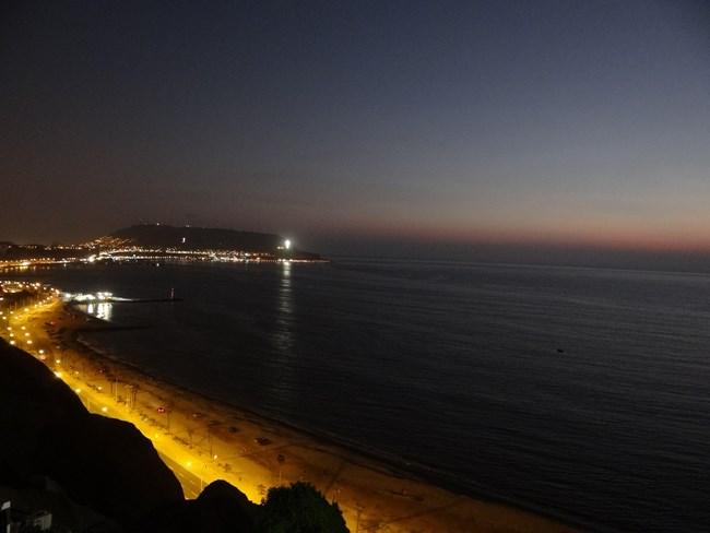 20. Apus de soare la Lima