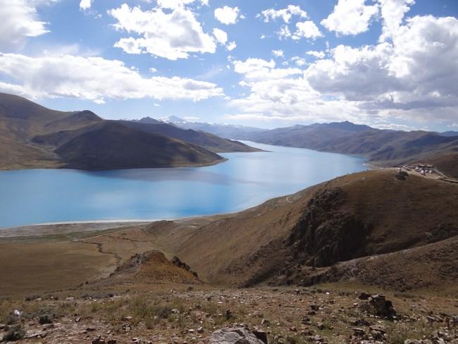 24. Yamdrok Tibet
