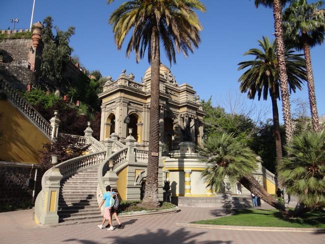 25. Palat clasic Santiago de Chile