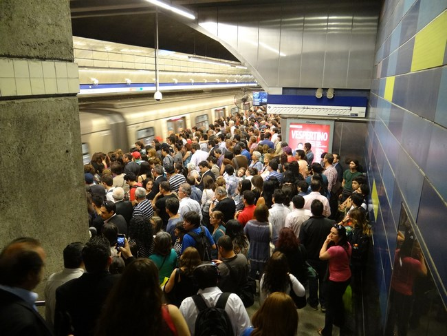26. Metro - Santiago de Chile