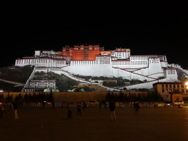 27. Potala Palace, Lhasa, Tibet