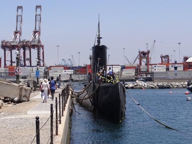 30. Submarinul Abtao