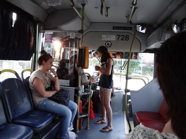 31. Termos in autobuz