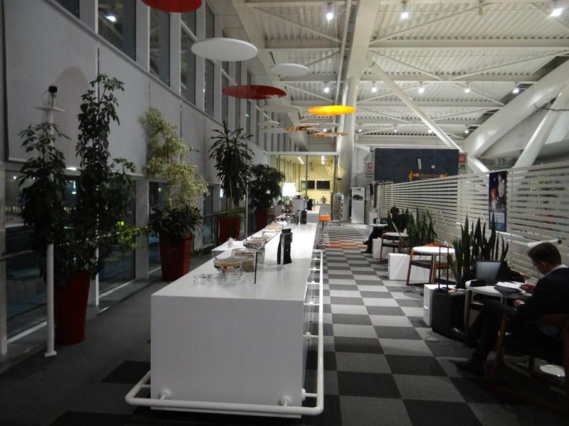 01. Business lounge - Bucuresti