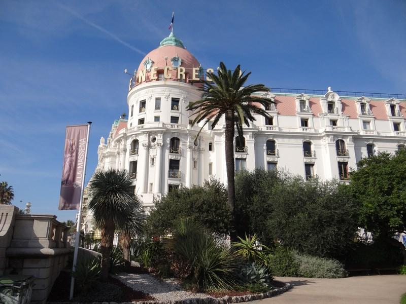 01. Hotel Negresco Nice