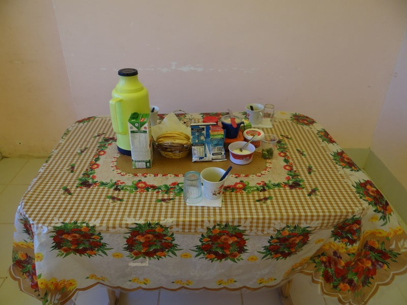 01. Mic dejun Bolivia