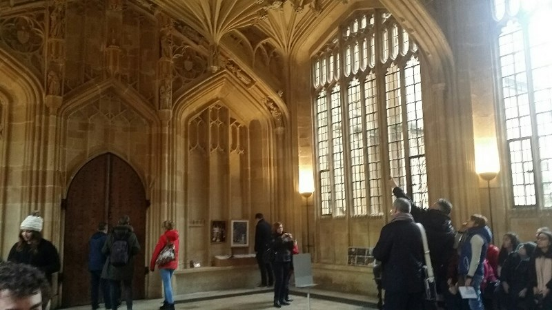 02. Christ Church Oxford - interior