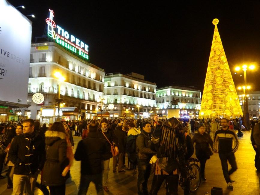 02. Craciun la Madrid