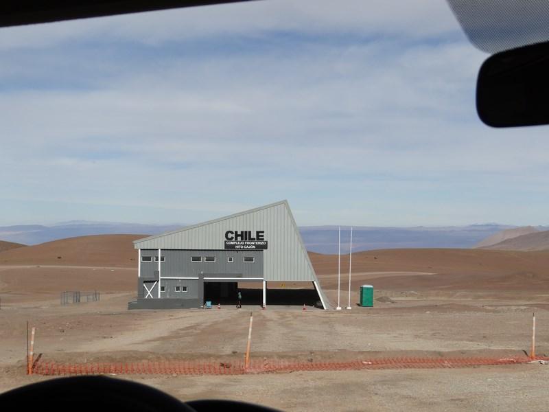 02. Intrare in Chile
