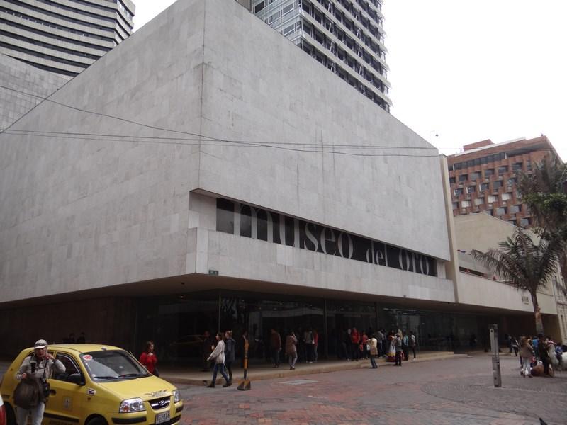 03. Muzeul Aurului - Bogota