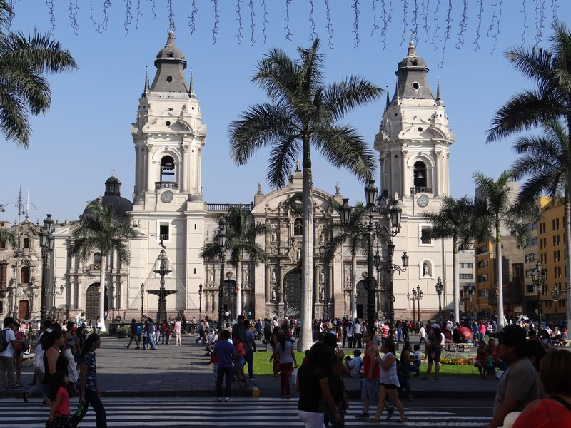 05. Catedrala Lima