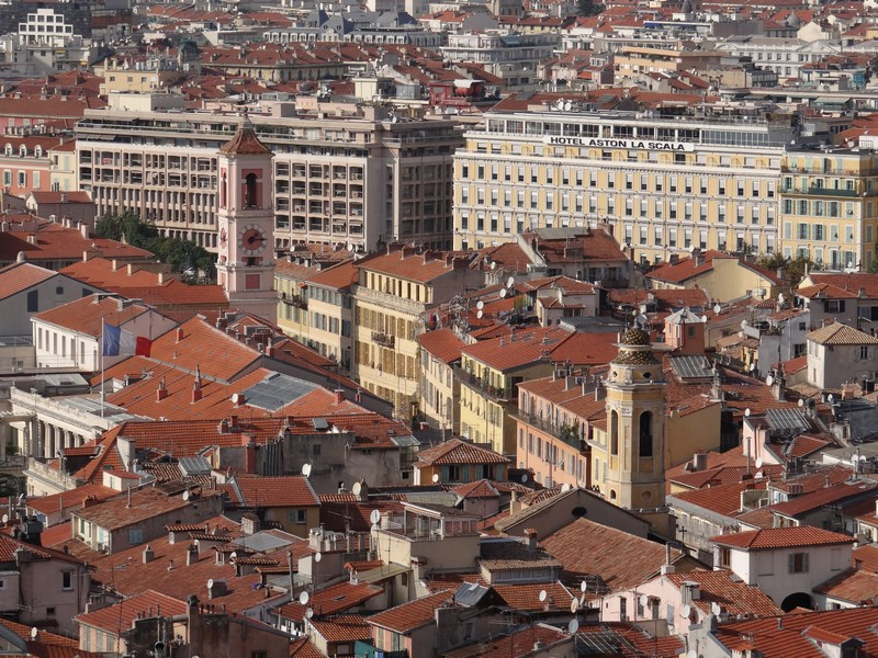 07. Nice - orasul vechi