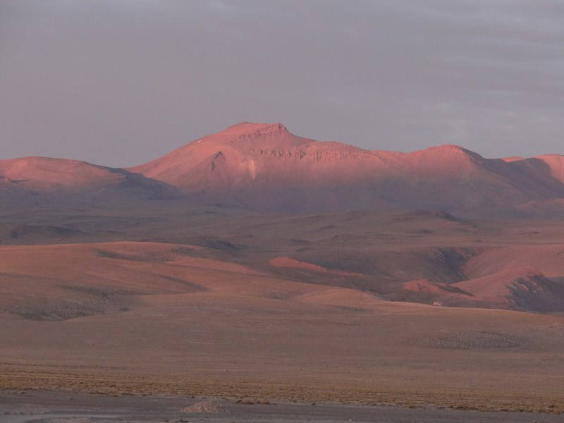 07. Rasarit de soare in Altiplano