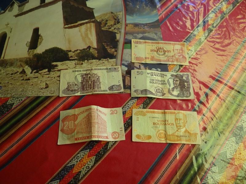 07. Valuta Bolivia - boliviano