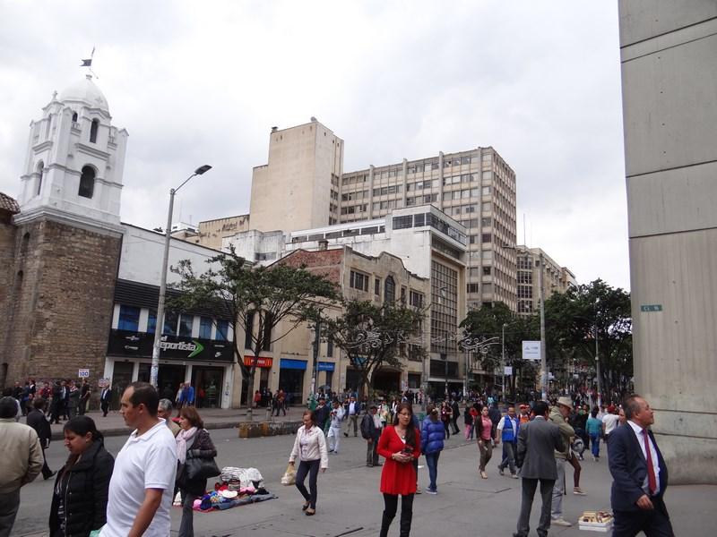 08. Centru Bogota