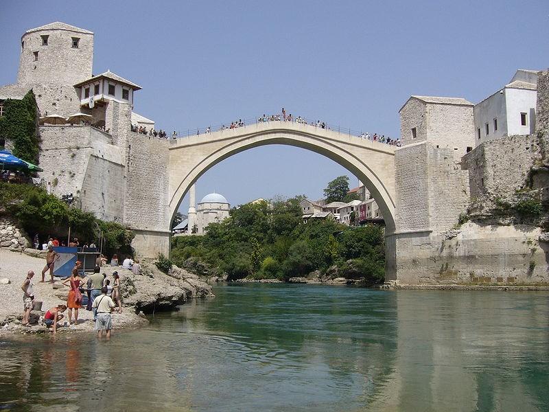 08. Podul din Mostar