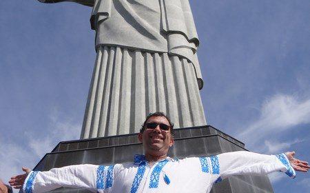 09. Statuia Lui Isus Rio America De Sud