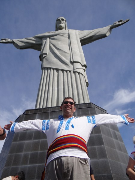 09. Statuia lui Isus - Rio, America de Sud