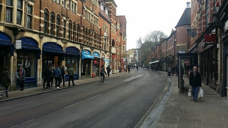 10. Oxford