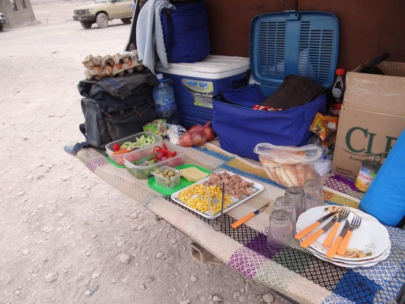 11. Lunch buffet