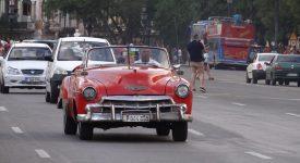 11. Masina Veche In Cuba