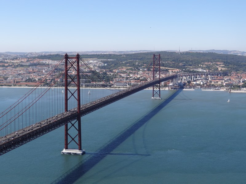 11. Salazar Bridge - Lisbon