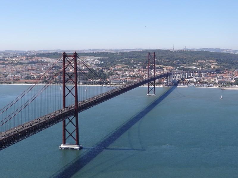 11. Salazar Bridge - Lisbon