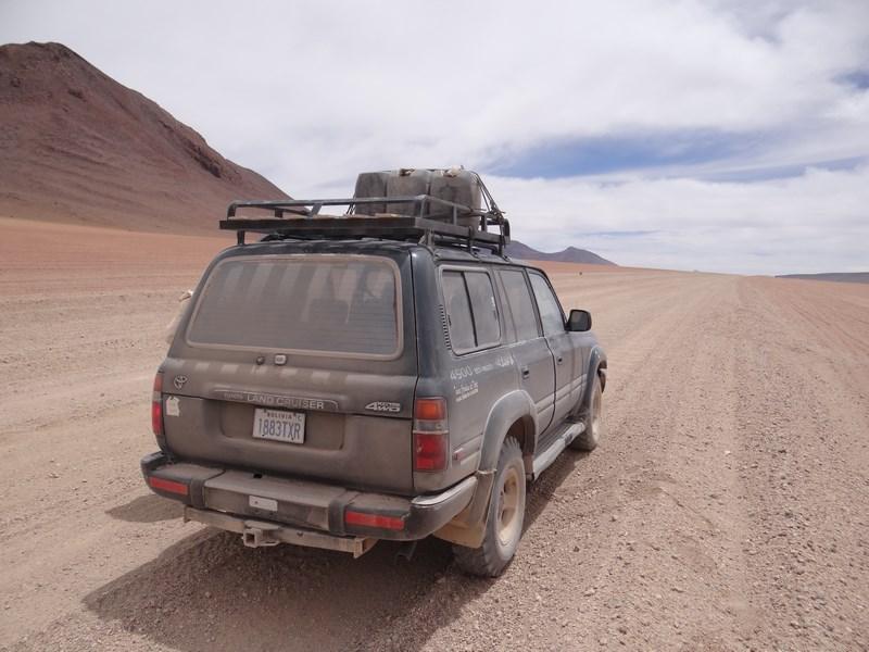 12. 4x4 Bolivia