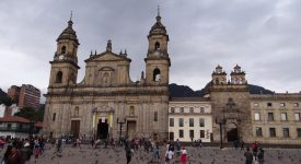 12. Piata Centrala Bogota