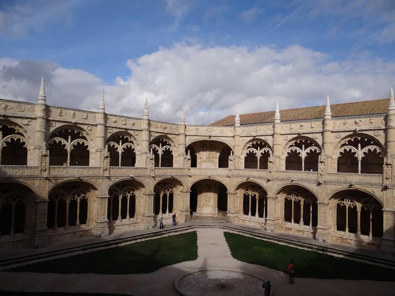 13. Manastirea Jeronimos