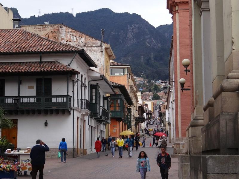 14, Centrul vechi Bogota