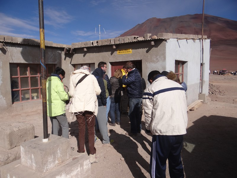 14. Granita Bolivia