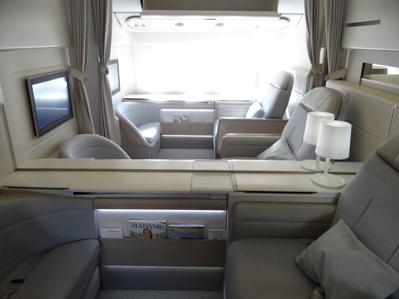 15. First class -  Air France