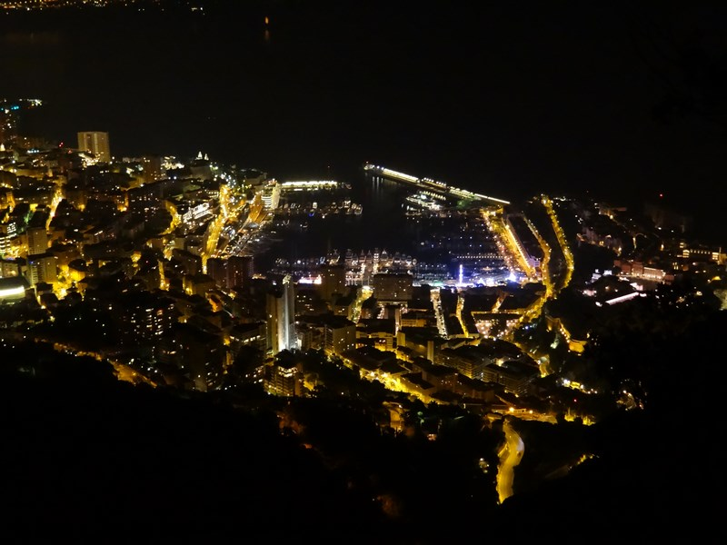 21. Monaco by night