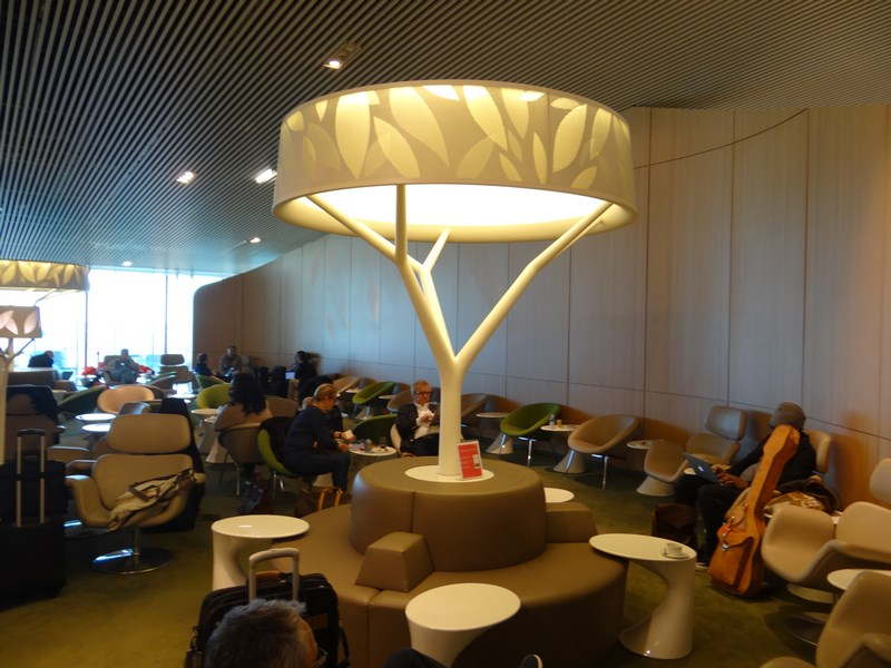 22. Business lounge - Paris