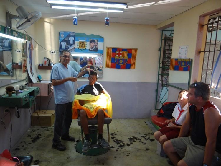 22. Frizerie Cuba