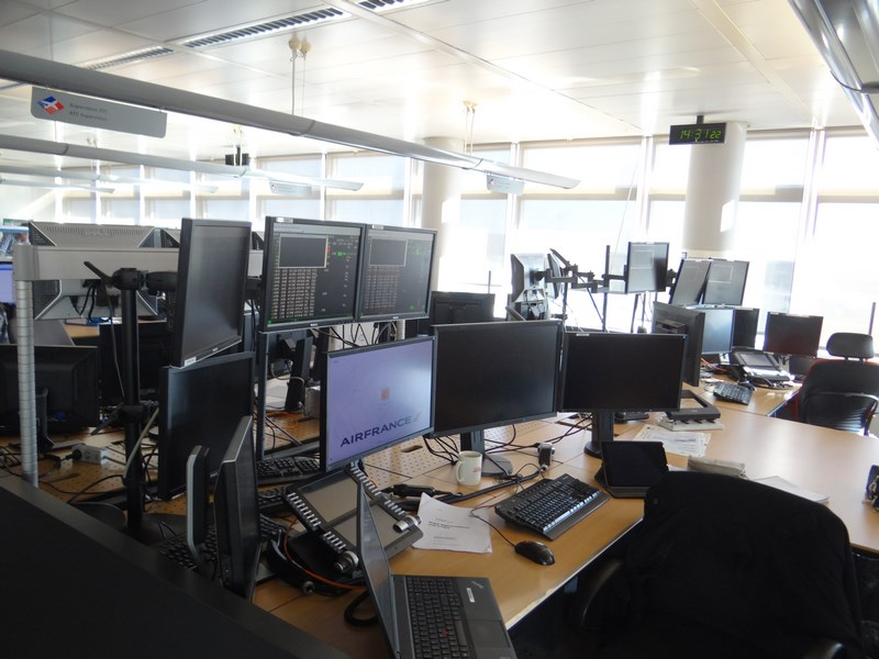 28. Operations Control Center
